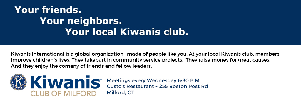 Kiwanis Meetings